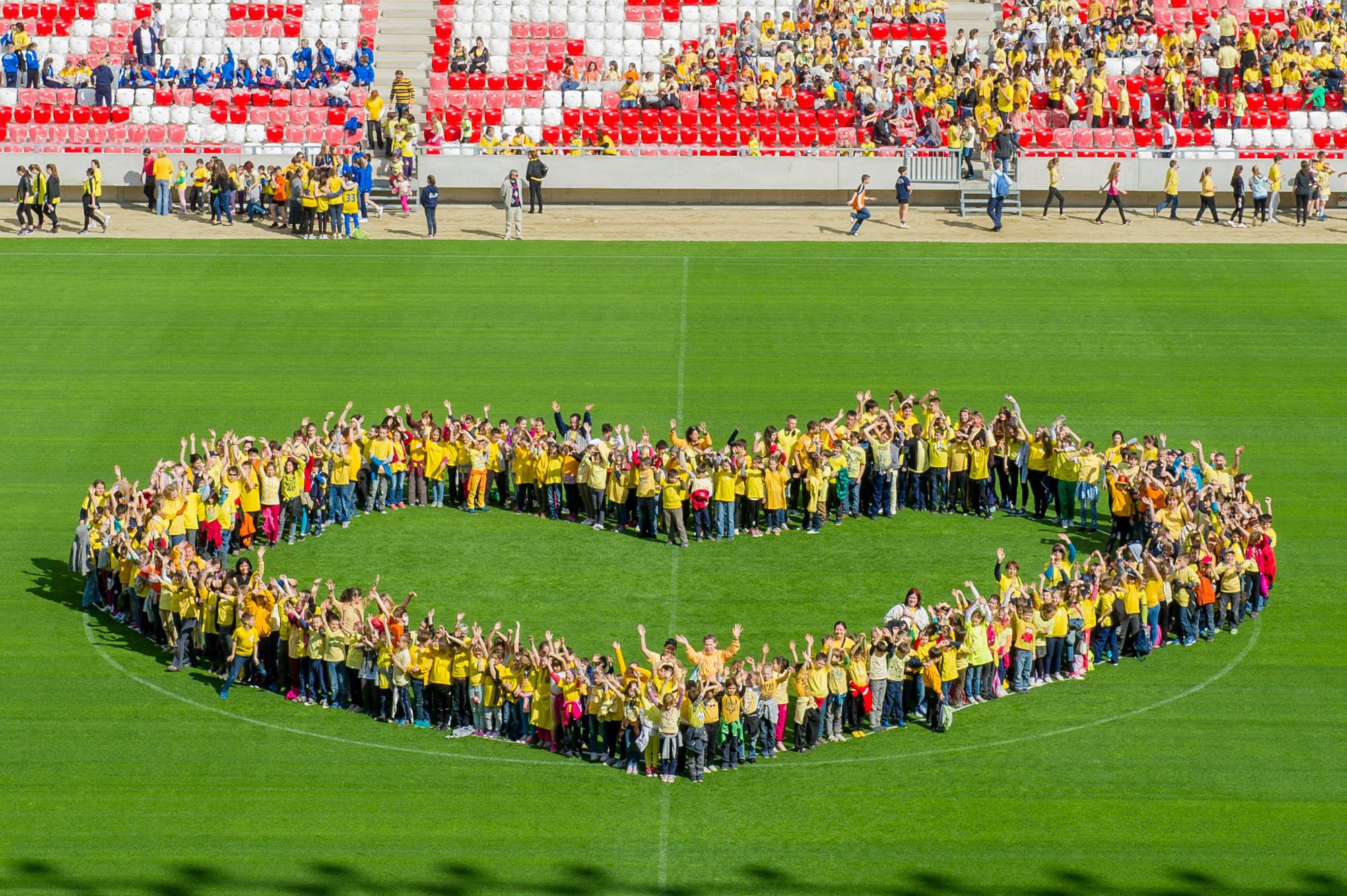 Debrecen szíve a Nárcisz Futófesztiválon